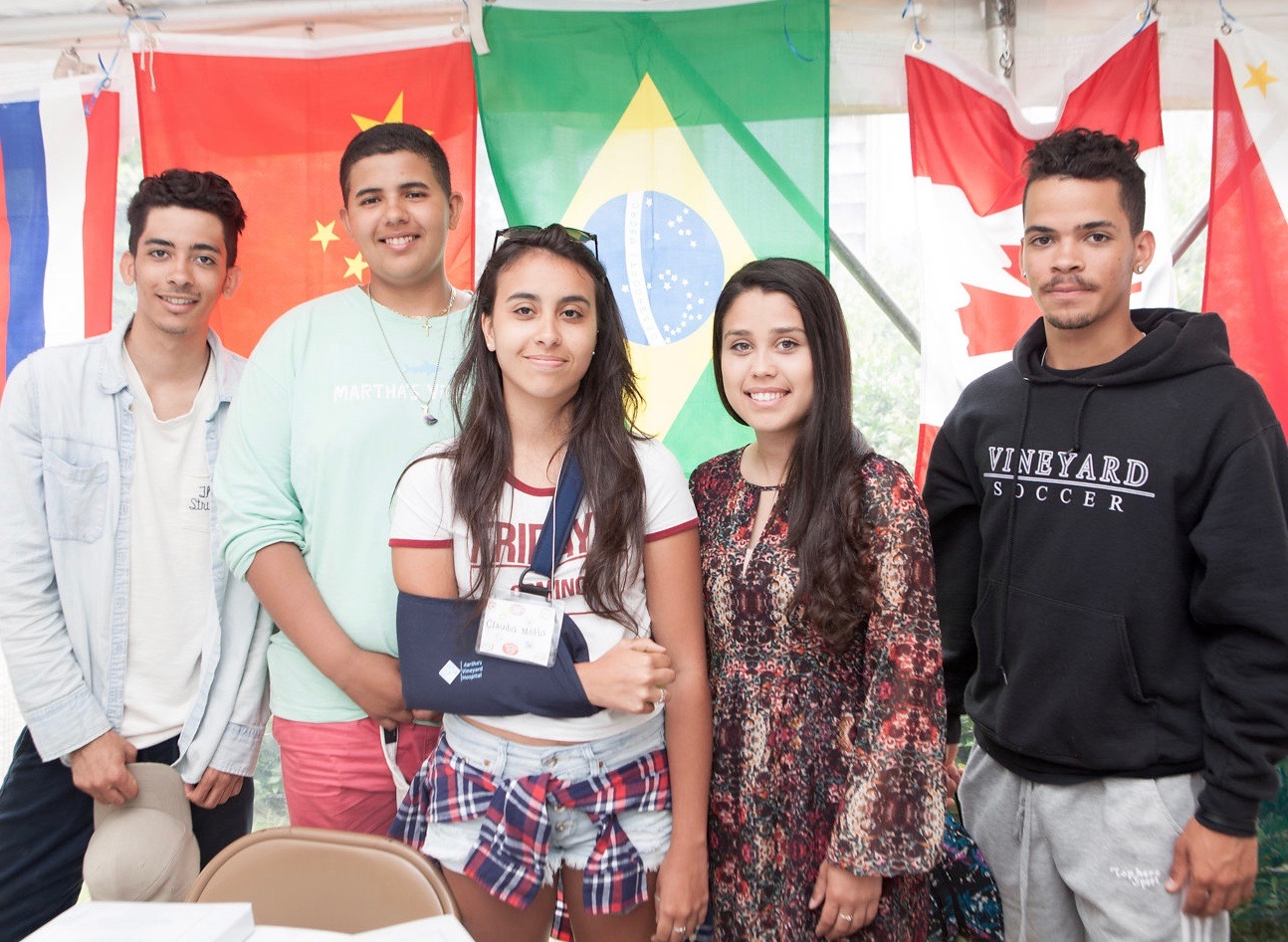 Brazilian youth