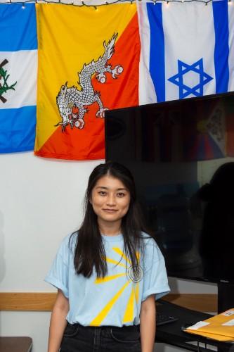 Flags Namgyal