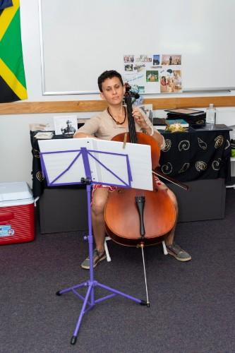 Kutasha cello graduation