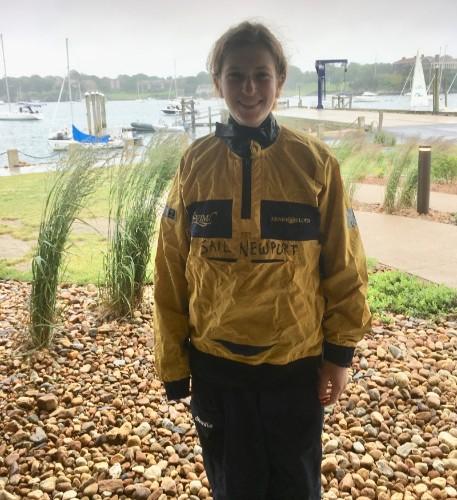 chloe sailing outfit