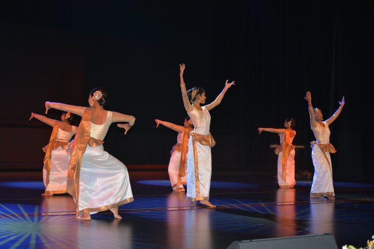 Sarvodaya dancers