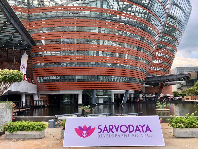 Sarvodaya event LOTUS