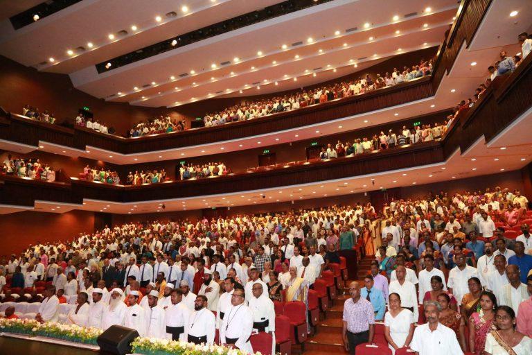 Sarvodaya whole event